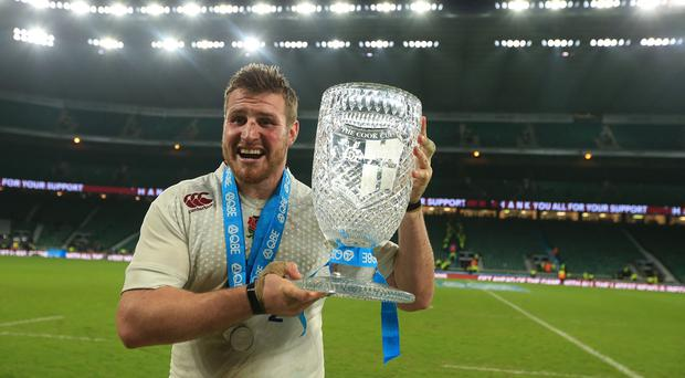 England's Ben Morgan is eager to end his seven-month injury lay-off against France on Saturday