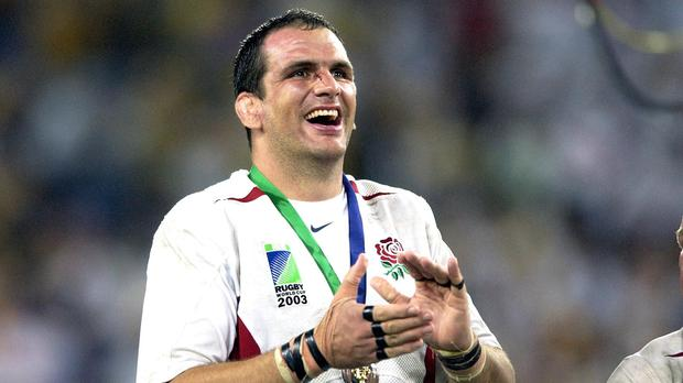 Martin Johnson believes England have been drawn in the toughest pool in World Cup history
