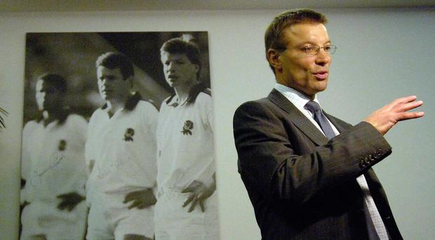 Former England fly-half Rob Andrew hopes the 2015 squad can go on to lift the Rugby World Cup.