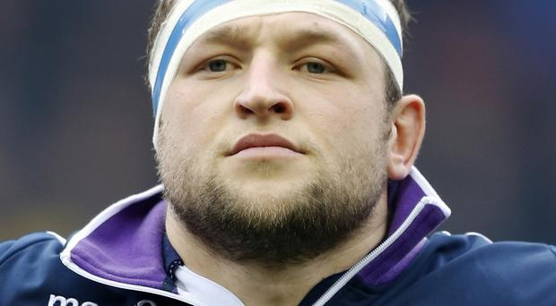 Ryan Grant hopes to earn himself a slot in Scotland's World Cup squad with a positive display against Ireland