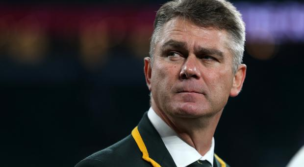 South Africa coach Heyneke Meyer has defended himself after claims he favours white players in his team selections
