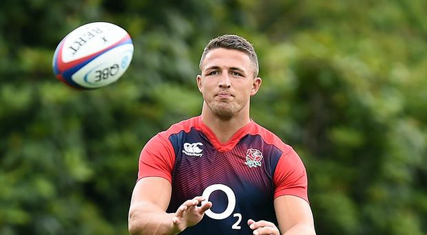 Sam Burgess, pictured, deserves a chance in the England centre role, says Paul Grayson