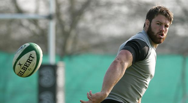 Sean O'Brien has backed Ireland's World Cup training strategy of rejecting long-haul training trips
