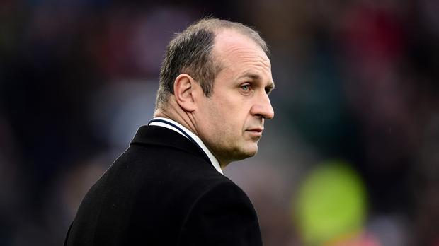 Philippe Saint-Andre is gearing up his France team to tackle England on Saturday