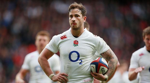 Danny Cipriani wants to prove his worth to the England team