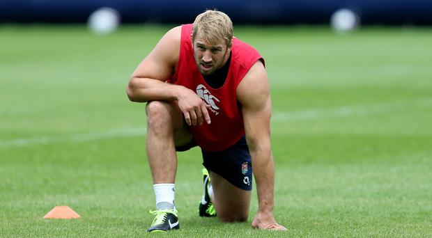 England captain Chris Robshaw is not among the top five opensides in the sport, says World Cup winner Neil Back