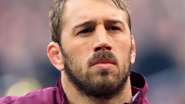 Chris Robshaw knows how painful it is to be cut from an England World Cup squad