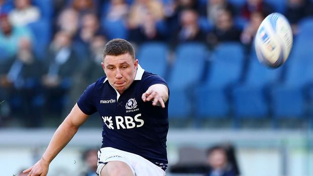 Scotland's Duncan Weir wants to sample a repeat of his match-winning heroics in Italy last year