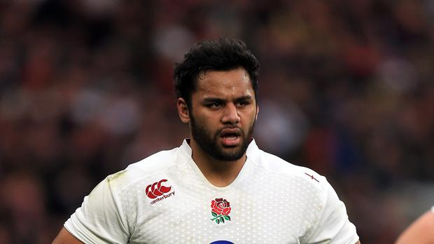 Billy Vunipola has been on a healthy eating regime during England's summer training camp