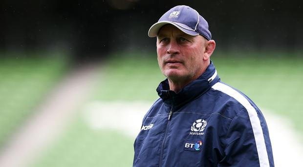 Vern Cotter's Scotland edged past Italy