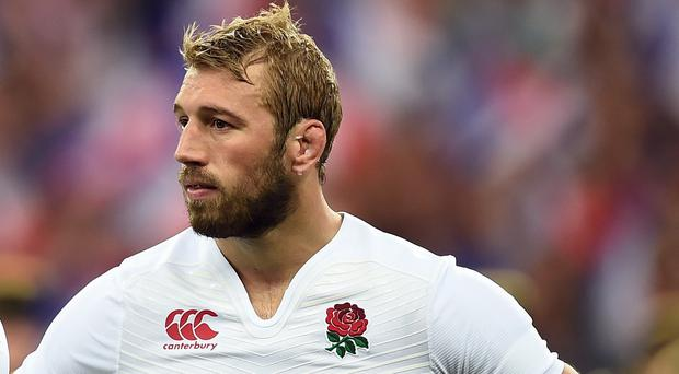 England captain Chris Robshaw was disappointed with his side's performance
