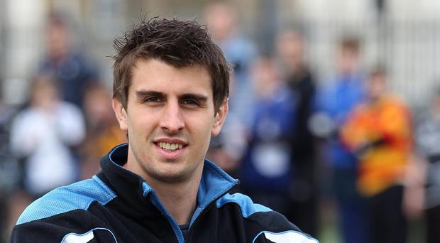 Peter Murchie is relishing the prospect of this season's Guinness PRO12 title defence