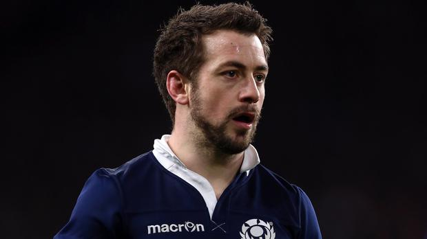 Greig Laidlaw will lead Scotland on Saturday
