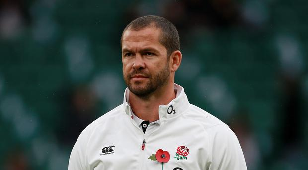 England backs coach Andy Farrell says the training camp is more important than warm-up games