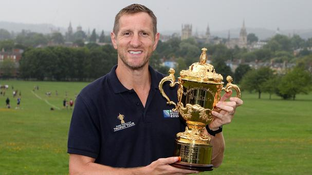 Rugby World Cup 2003 winner Will Greenwood wants England fans to get behind Stuart Lancaster's choices