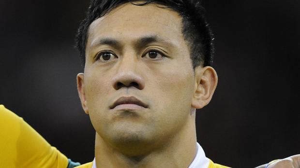 Christian Leali'ifano has been backed to show Australia what they are missing when he turns out for the Barbarians