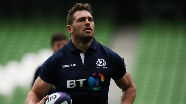 Scotland's Sean Lamont is taking nothing for granted