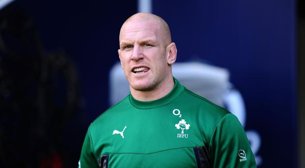 Ireland captain Paul O'Connell will make his final Test match appearance in Dublin on Saturday