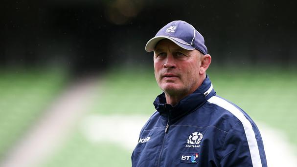Vern Cotter felt Scotland's display against Italy was a 'mixed bag'