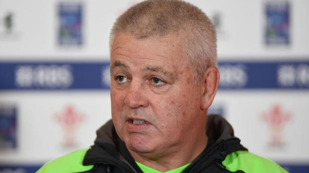 Warren Gatland's 31-man World Cup squad will be announced at the Millennium Stadium on Monday
