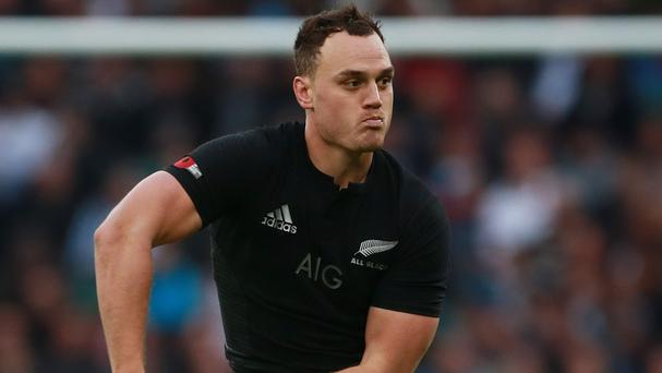 New Zealand's 2011 World Cup-winning full-back Israel Dagg has been left out of their 2015 squad