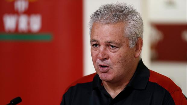 Warren Gatland has made it clear nobody has a guaranteed place in his Wales team