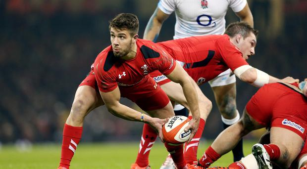 Wales and Ospreys scrum-half Rhys Webb has been named as the Welsh Rugby Writers' player of the year