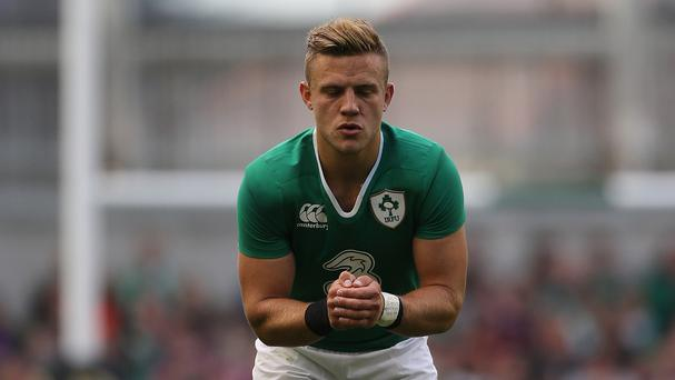 Ian Madigan has been backed to make a success of his switch to cover scrum-half at the Rugby World Cup