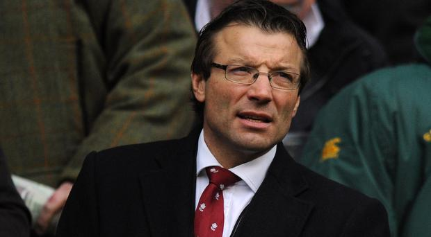 Rob Andrew believes England may be two to three years from their peak