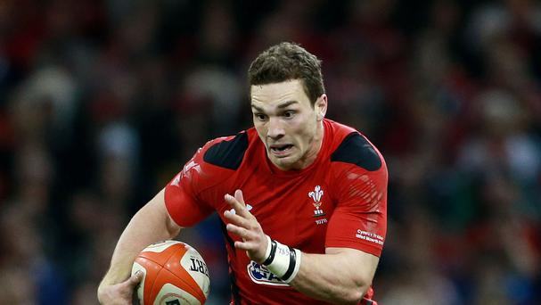 George North will line up for Wales in Saturday's final World Cup warm-up game against Italy