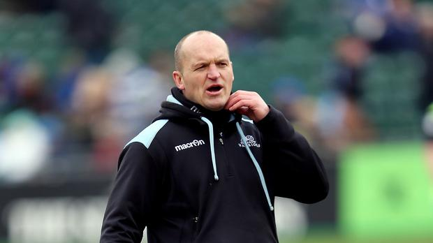 Gregor Townsend will be without 19 of his 20 World Cup call-ups for Saturday's clash with Scarlets