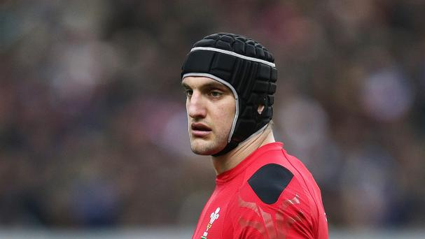 Sam Warburton returned to captain Wales in their final World Cup warm-up game against Italy at the Millennium Stadium