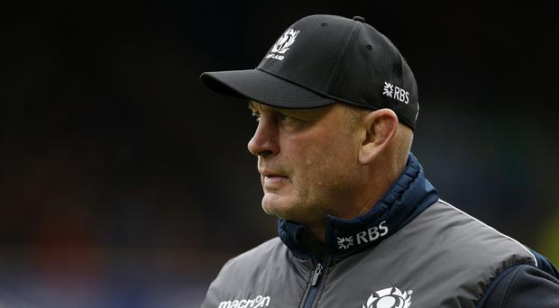 Vern Cotter had no concerns over Scotland's decision to turn down a penalty and a draw