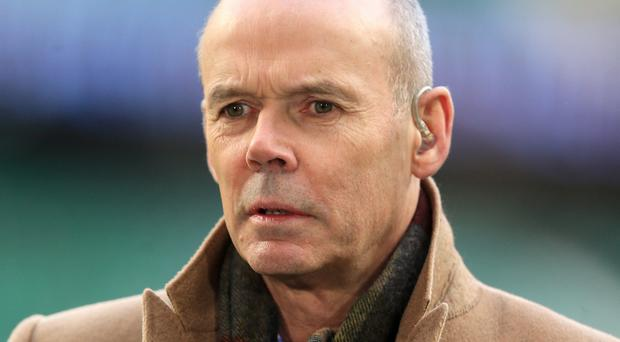 Sir Clive Woodward believes social media is 'the new enemy'