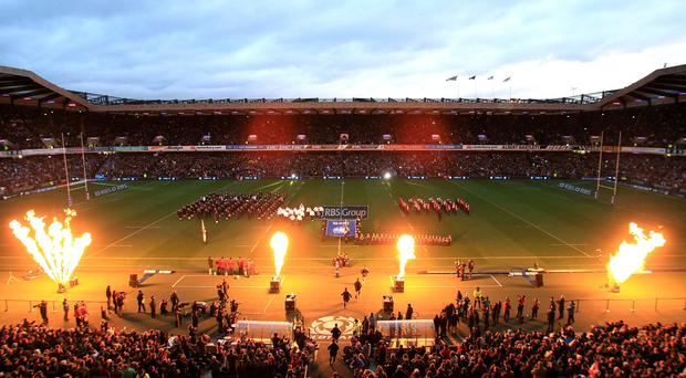 Murrayfield will host the Pro12 final