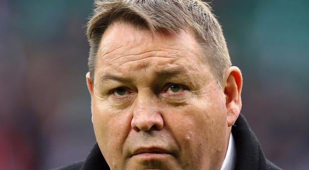 Steve Hansen, pictured, has kept his counsel on New Zealand's biggest World Cup threats
