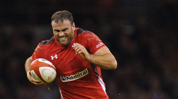 Wales star Jamie Roberts has sympathised with Leigh Halfpenny and Rhys Webb following their World Cup injury agony