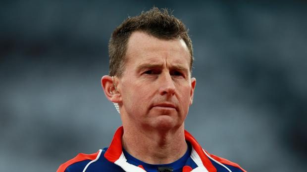 Nigel Owens has hit out at the behaviour of football players and managers towards referees