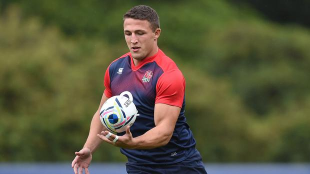 Sam Burgess insists he remains committed to rugby union