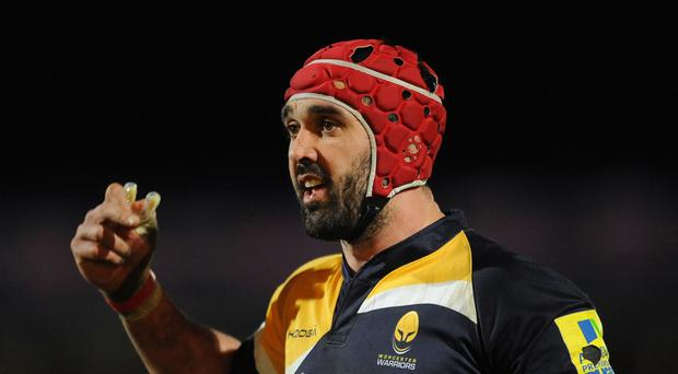 Worcester's Wales international forward Jonathan Thomas has retired from rugby on medical advice