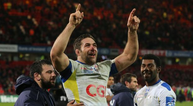 Canada captain Jamie Cudmore will be eyeing a World Cup upset against Ireland