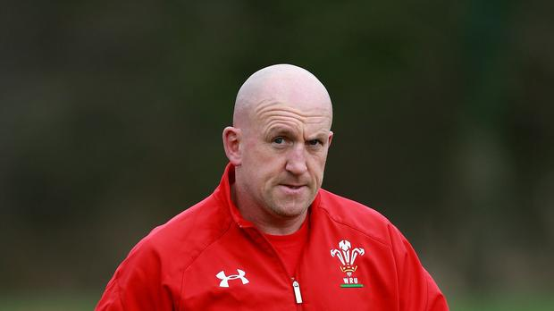Shaun Edwards praised the quality of England's backs ahead of next week's World Cup clash with Wales