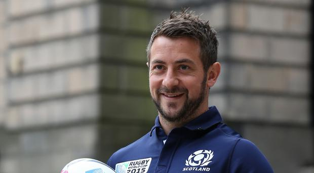 Scotland captain Greig Laidlaw says the Dark Blues must leave behind the emotion of representing their country at the World Cup