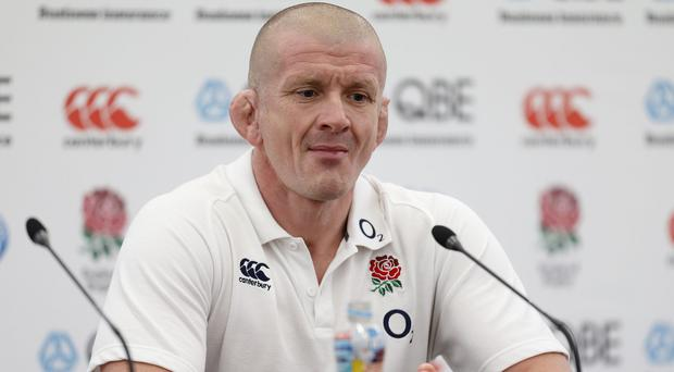 Forwards coach Graham Rowntree says England should enjoy the
