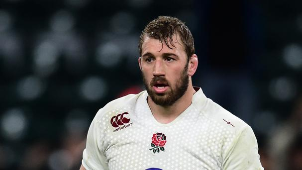 Can England captain Chris Robshaw emulate Martin Johnson and lift the World Cup?