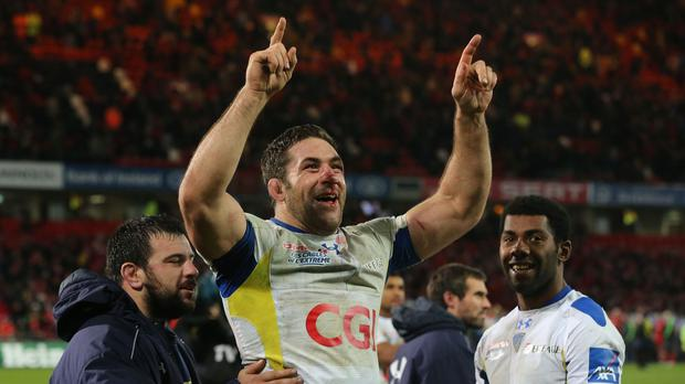 Jamie Cudmore will lead Canada in Saturday's World Cup battle against Ireland in Cardiff