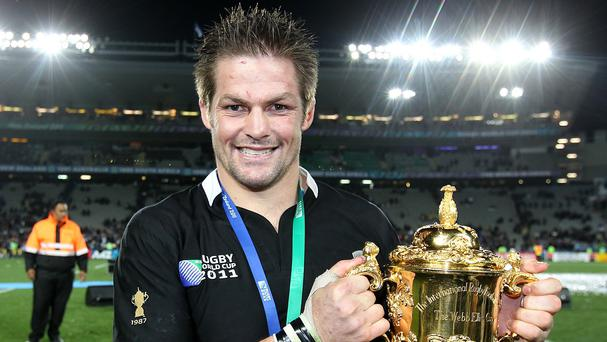 Richie McCaw will lead New Zealand against Argentina