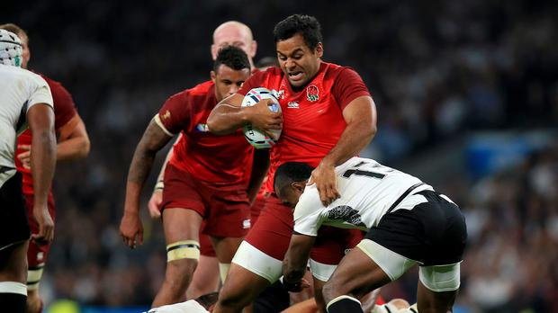 England's Billy Vunipola did not know bonus points were included in the Rugby World Cup