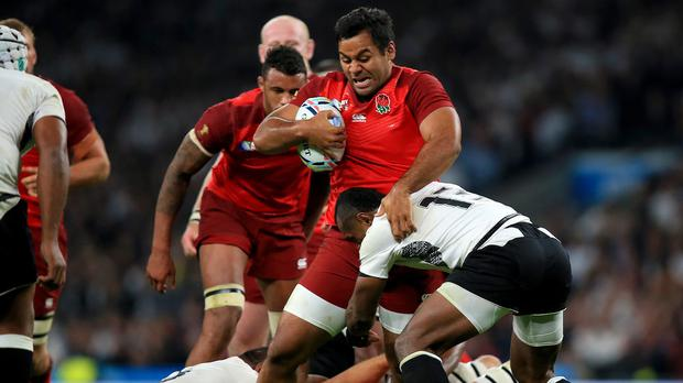 Ball-carrier Billy Vunipola provided evidence of England's bench strength and could shake up the starting XV