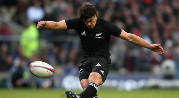 Dan Carter insists New Zealand are hungry to be crowned world champions once again.